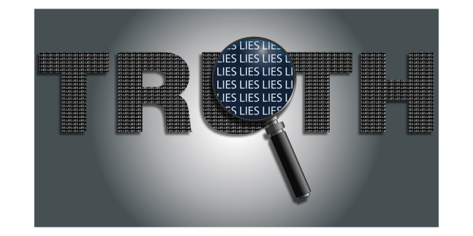 TRUTH: In Shades of Lie
